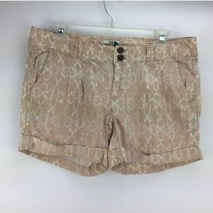 The North Face Womens Cotton Outdoor Shorts Size 8